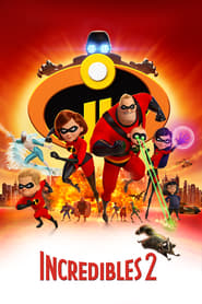 Poster Incredibles 2