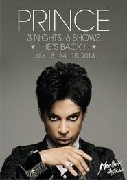 Prince - 3 Nights, 3 Shows