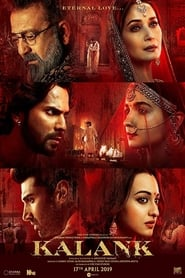 Kalank (2019) Hindi 720p, 480p PreDVDRip x264 Download