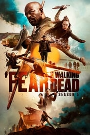 Fear the Walking Dead - Season 5 (2019) poster