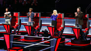 The Voice Season 8 Episode 6 : The Blinds End and the Battles Begin