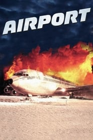Poster Airport 1970