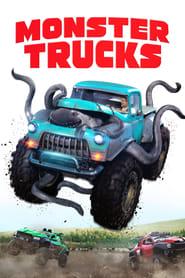 Poster Monster Trucks 2016