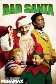 Poster for Bad Santa