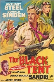 Poster The Black Tent 1956