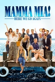 Mamma Mia! Here We Go Again Official Movie Poster