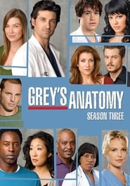 Grey's Anatomy - Season 3 : Season 3