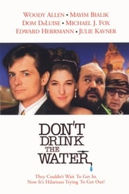 Poster Don't Drink the Water 1994