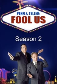 Penn & Teller: Fool Us - Season 2 (2015) poster