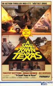 Poster A Small Town in Texas 1976
