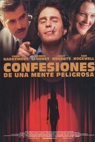 Confesiones de una mente peligrosa en cartelera