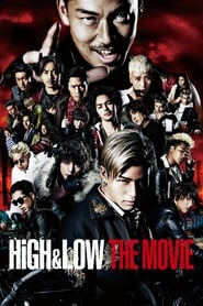 Poster for HiGH&LOW The Movie