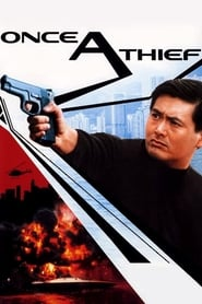 Once a Thief (1991) poster