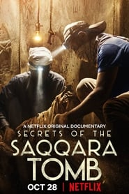 Secrets of the Saqqara Tomb (2020) Watch Online Free