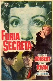 Furia secreta 1950