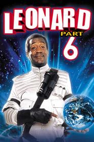 Poster Leonard Part 6 1987