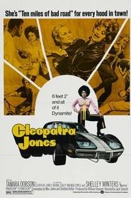 Poster Cleopatra Jones 1973
