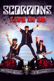 Scorpions: Get Your Sting & Blackout Live 2012
