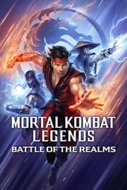 Poster Mortal Kombat Legends: Battle of the Realms 2021