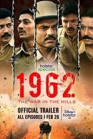 1962: The War In The Hills S01 2021 HS Web Series Hindi WebRip All Episodes 100mb 480p 400mb 720p 800mb 1080p