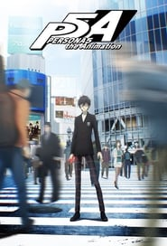 Persona 5 the Animation saison 01 episode 01