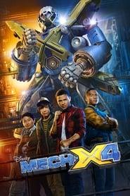 MECH-X4 - Season 1
