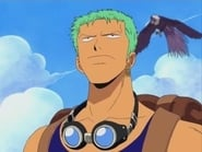 One Piece Skypiea Arc Episode 170 : Fierce Mid-Air Battle! Pirate Zoro vs. Warrior Braham!