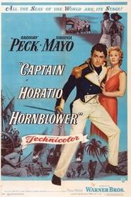 Poster Captain Horatio Hornblower R.N. 1951