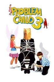 Poster Problem Child 3 1995