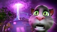 Talking Tom and Friends Season 3 Episode 25 : Retro Sonic Angela