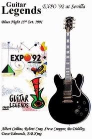 Guitar Legends EXPO '92 at Sevilla - The Blues Night 1991