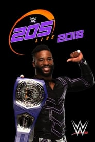 WWE 205 Live streaming vf poster
