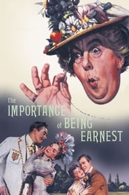 DVD cover image for The importance of being Earnest