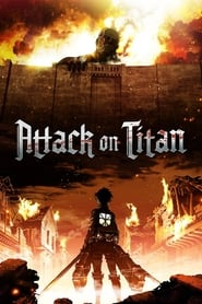 Attack on Titan Season 1 Episode 17 : Female Titan: The 57th Exterior Scouting Mission, Part 1