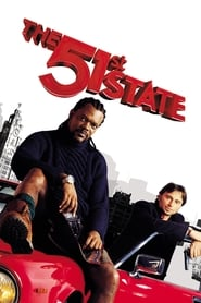 Poster for The 51st State