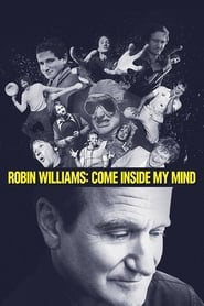 Poster Robin Williams: Come Inside My Mind 2018