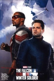 Poster The Falcon and the Winter Soldier 1970