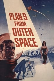 Poster Plan 9 from Outer Space 1959