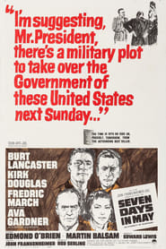 Poster Seven Days in May 1964