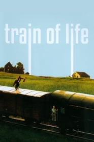 Poster Train of Life 1998