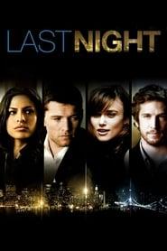 Poster Last Night 2010