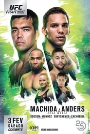 Regarder UFC Fight Night 125: Machida vs. Anders