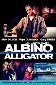 Poster for Albino Alligator