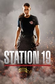 Poster Grey's Anatomy : Station 19 2021