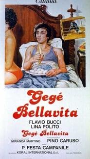 Poster Gegè Bellavita 1980