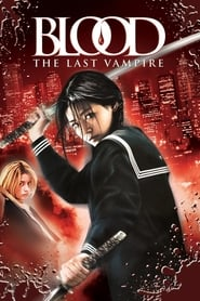 Poster Blood: The Last Vampire 2009
