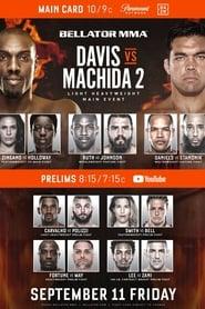Bellator 245: Davis vs. Machida II 2020