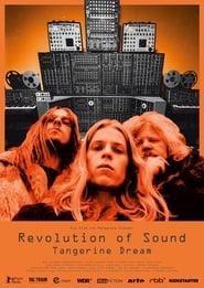 Poster Revolution of Sound - Tangerine Dream 2017