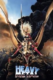 Poster Heavy Metal 1981