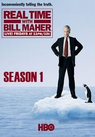 Real Time with Bill Maher - Season 1 Episode 1 : February 21, 2003